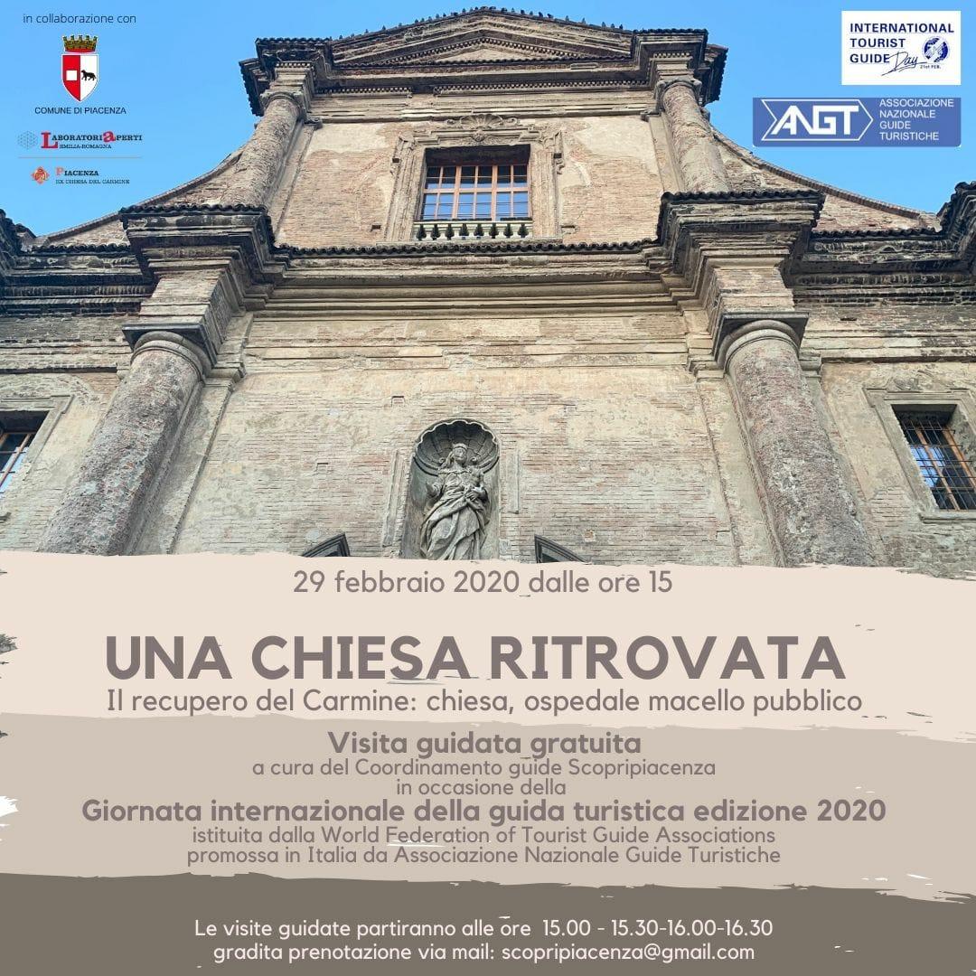 Una chiesa ritrovata: visita guidata gratuita
