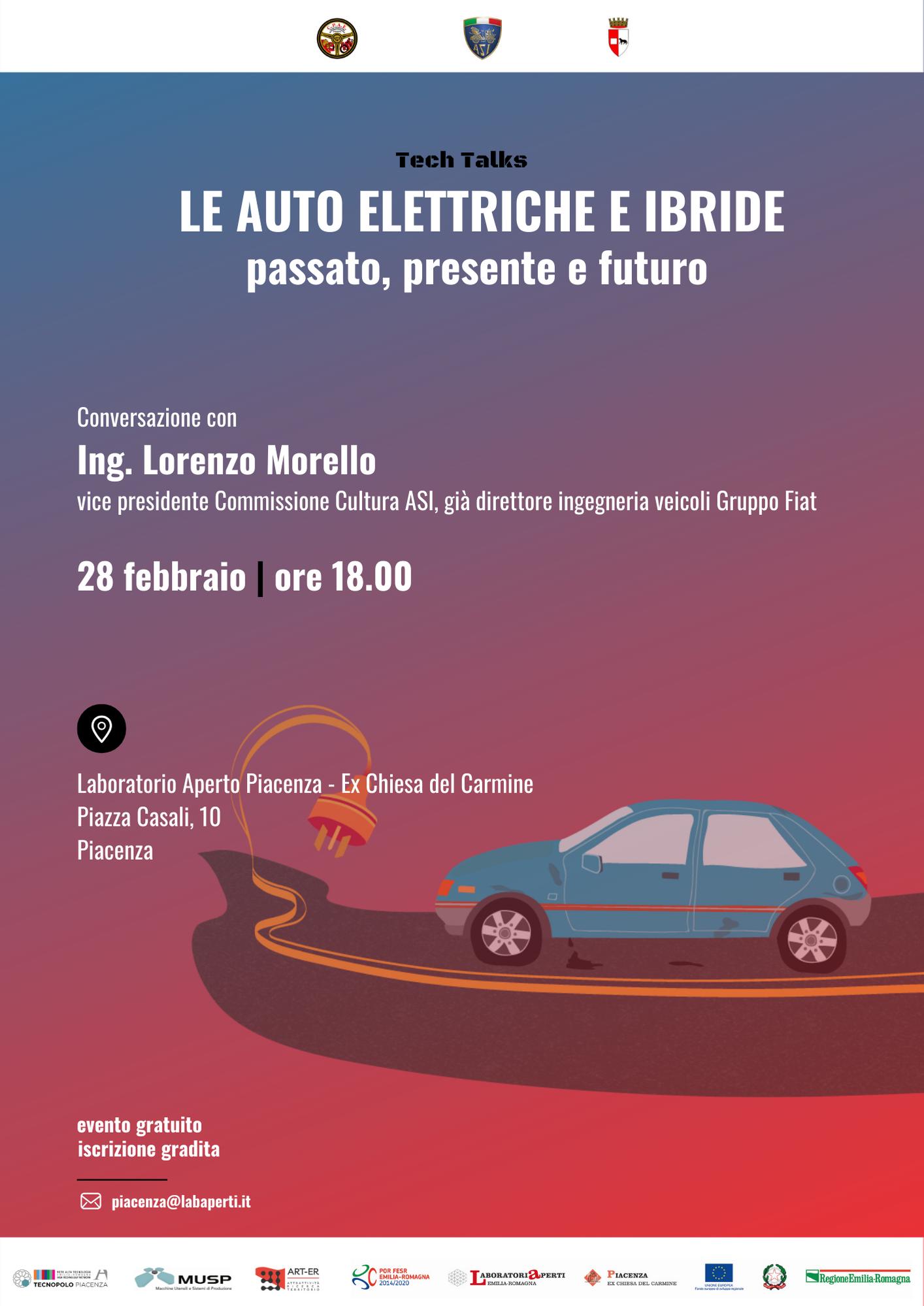 Le auto elettriche e ibride: passato, presente e futuro.