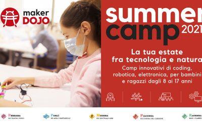 SUMMER CAMP MAKERDOJO 2021